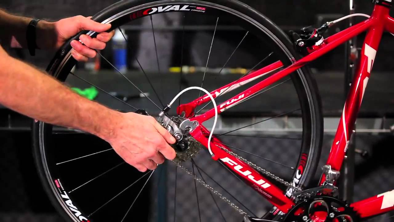3d16a4b9c19 How to Remove and Install Quick Release Road Rear Wheels by Performance  Bicycle