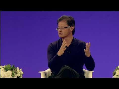 Yahoo TechPulse: CEO Marissa Mayer with Founders David Filo & Jerry Yang (4)