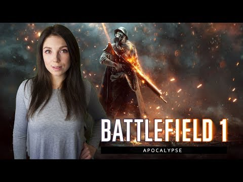BATTLEFIELD 1 -  APOCALYPSE UPDATE · NEW MAPS - PS 4 PRO GAMEPLAY