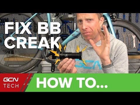 How To Stop Your Bottom Bracket From Creaking