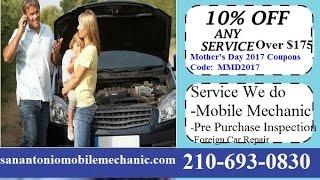 Auto Repair Coupons deals Special Offers San Antonio Mobile Ca…