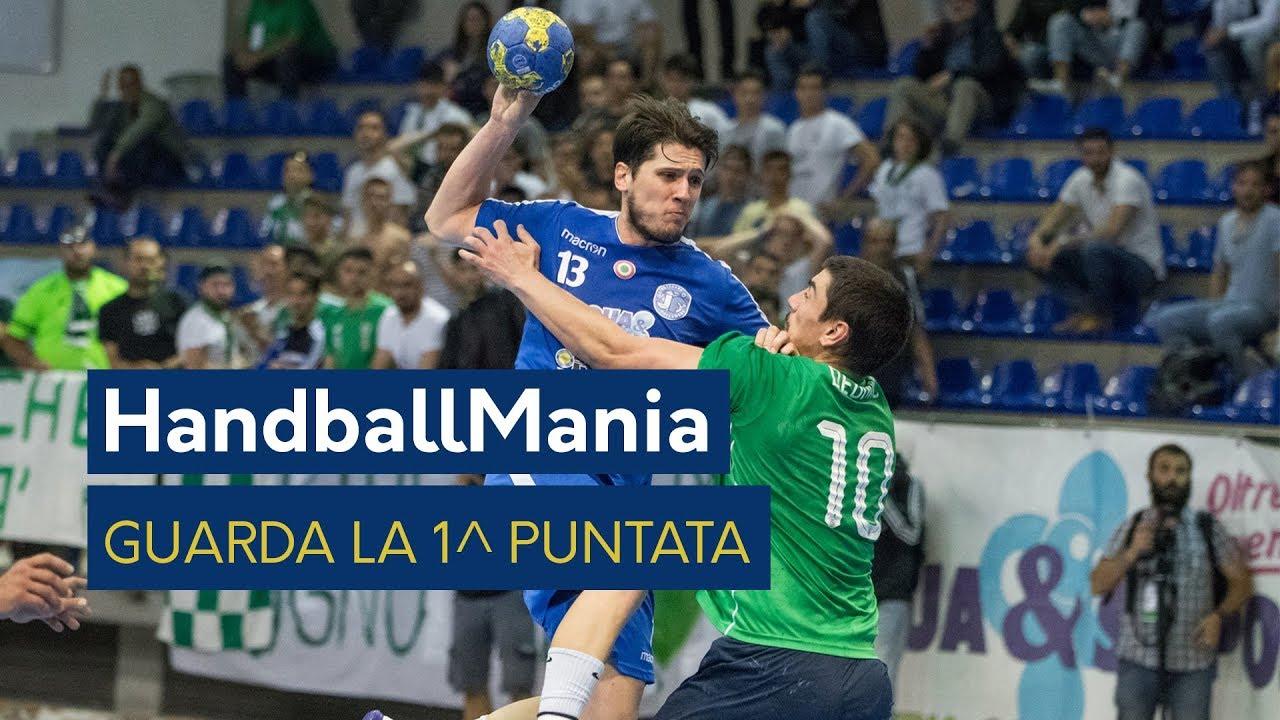 HandballMania - 1^ puntata [6 settembre]