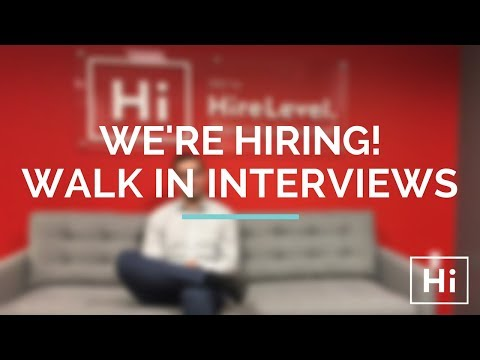 Join Us | Walk In Interview in Moscow Mills!