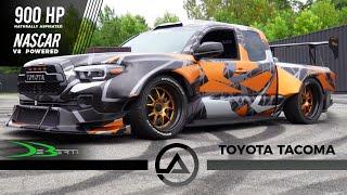 900HP N/A NASCAR Powered V8 Toyota Tacoma Performance Truck