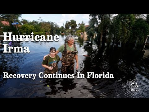 Recovery Continues In Florida After Hurricane Irma | Los Angeles Times