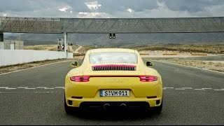 The new Porsche 911 Carrera – High-performance systems