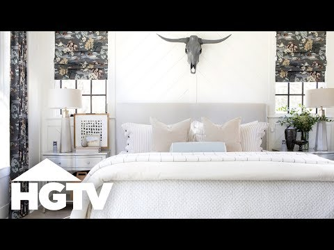 HGTV Smart Home 2018 - Tour the Master Bedroom