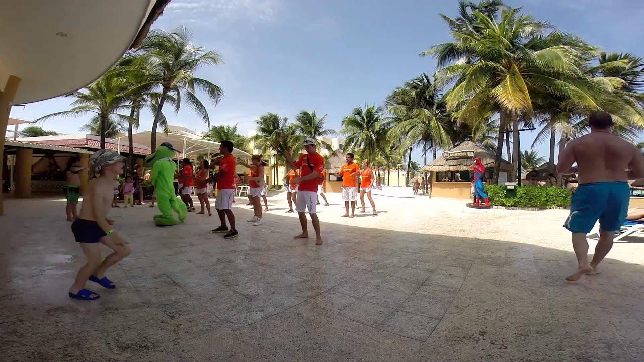 Viva Wyndham Maya/ Playa del Carmen GoPro hero 3 - YouTube
