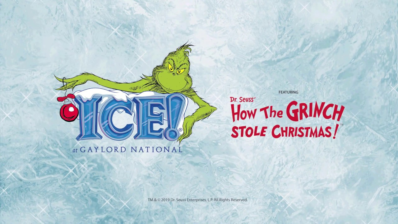 How The Grinch Stole Christmas Book Pdf.Tickets Ice Featuring Dr Seuss How The Grinch Stole