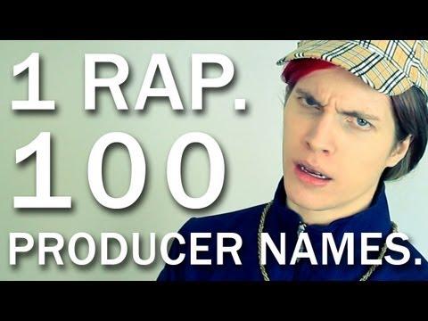 100 PRODUCER NAME RAP