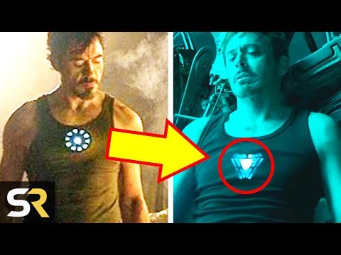 8 Small Details In Marvel Movies That Hint At Avengers: Endgame