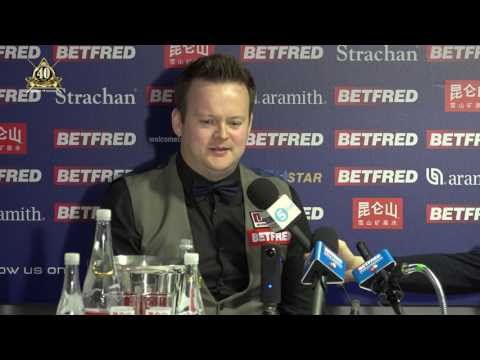 Shaun Murphy out to Ronnie O'Sullivan - [R2] Post