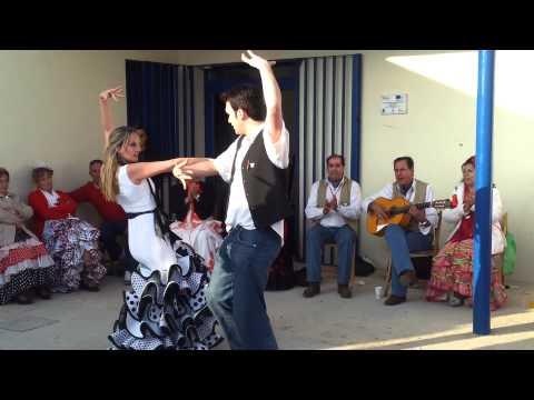 bailando por sevillanas rocio de fitero 2013