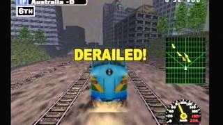 Playstation 2 - Xtreme Express World Grand Prix