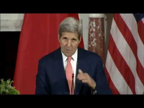 John Kerry Denies Spying on French President