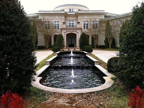 ★ Tour Evander Holyfield's Former Mansion | Fayetteville, Ga | HD