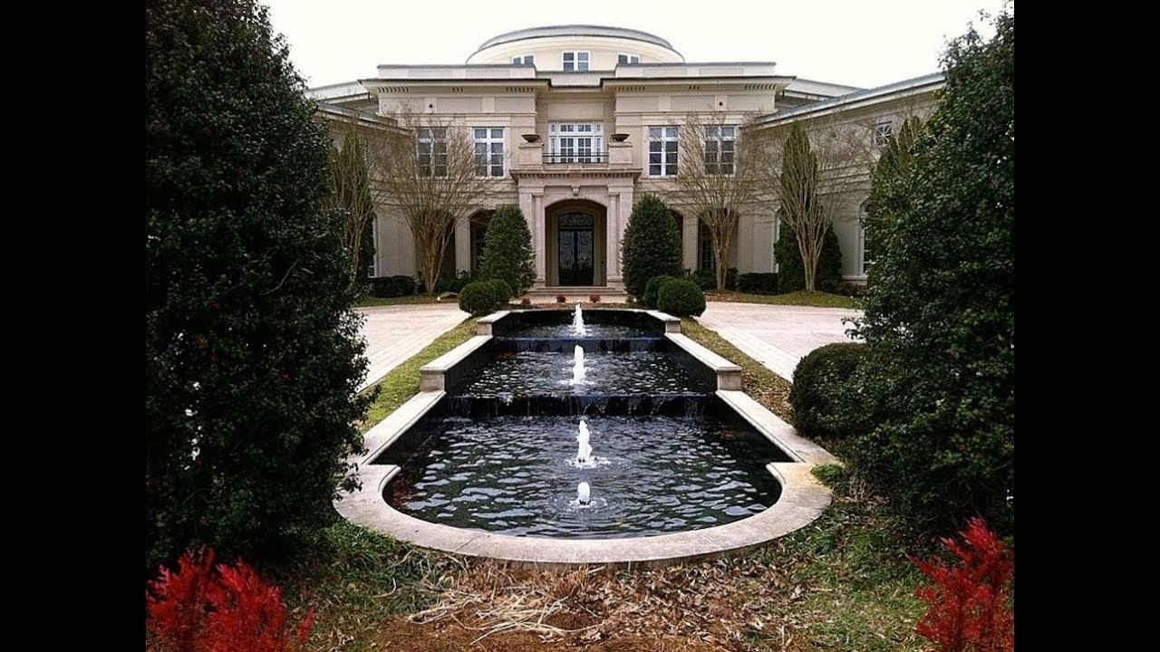Tour Evander Holyfield S Former Mansion Fayetteville Ga