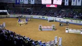 Repeat youtube video AQHA jump off 2011