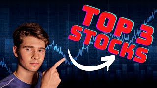Top 3 Stocks to Buy now! | Earnings, Election, and SPAC talk!