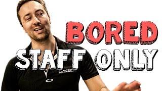 Staff Only - Bored Ep 65 | Viva La Dirt League (VLDL)