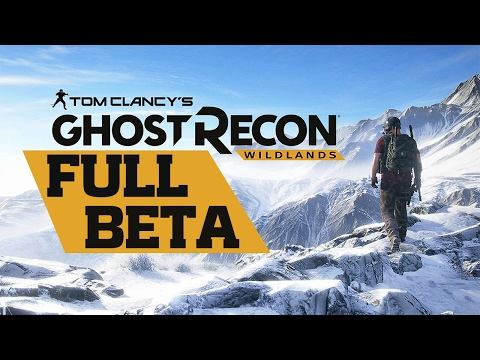 Ghost Recon Wildlands (Closed Beta) - Let's Play (FULL BETA) | DanQ8000