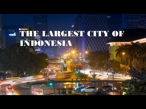 Wonderful Indonesia | Exploring JAKARTA, the capital and largest city of Indonesia