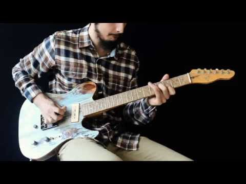 Country Guitar Solos #2 - Working Man Blues