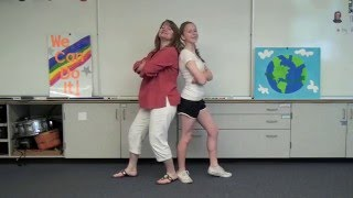 Make a Difference - Dance Tutorial