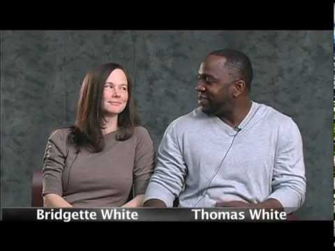 Living Interracial: Thomas And Bridgette White