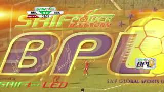 Topu Barman BPL 2016-17, 1st part