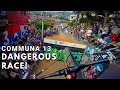 - World Record of the longest Urban Downhill Track | Race Run | Medellin, Colombia