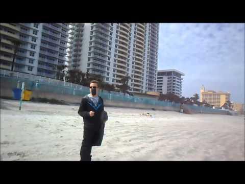 Daytona Beach Boardwalk with the family Part I