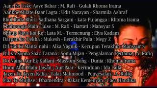 Lagu INDIA yang di SADUR ke dalam Lagu DANGDUT