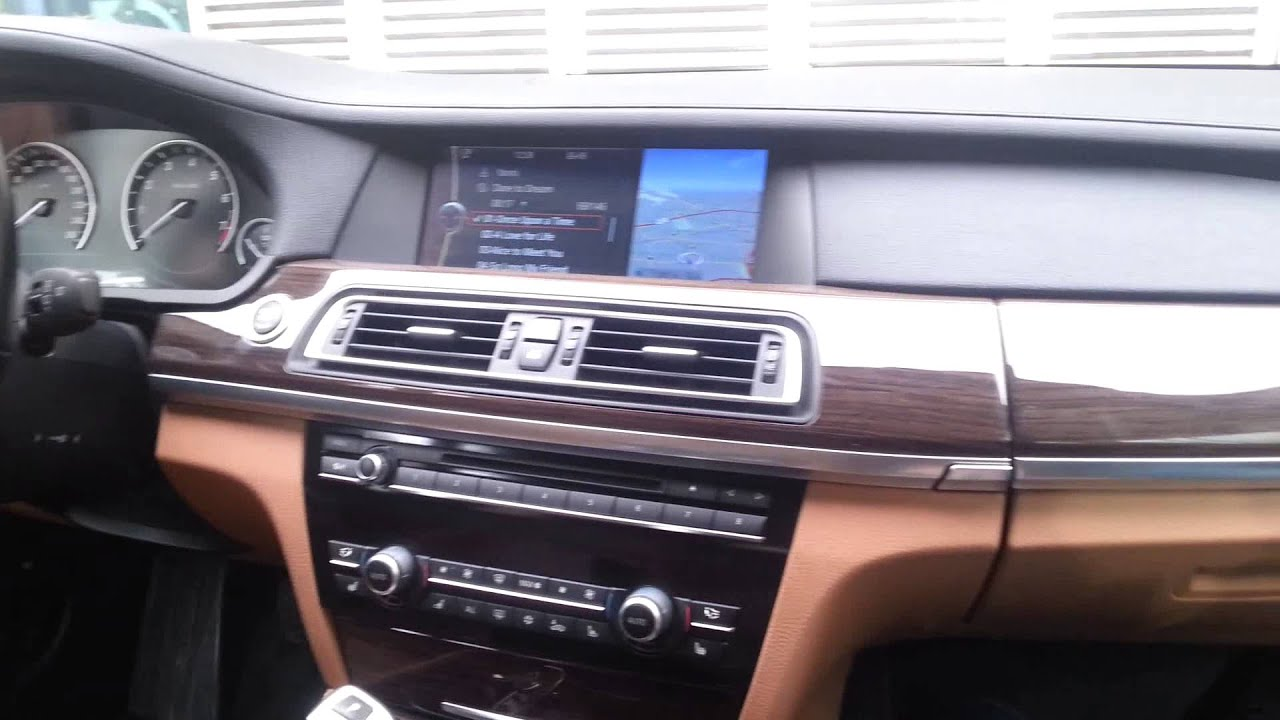 Harman Kardon Car Audio: BMW F02 Harman Kardon Logic7 Sound System