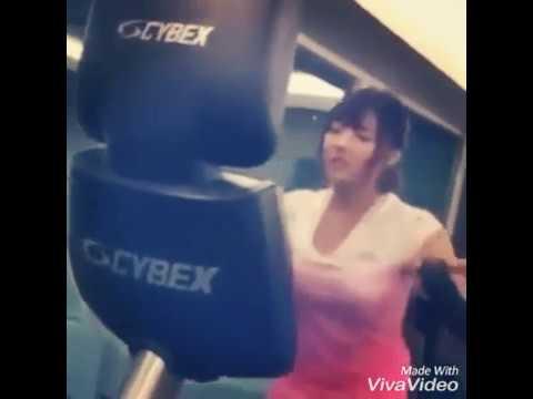 fitness girl big boobs