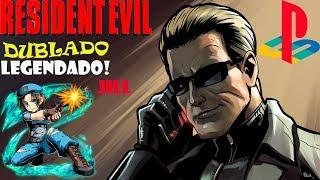 Resident Evil 1 Dublado e Legendado em Português Brasileiro!