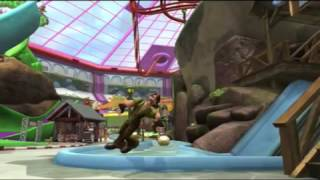 PAIN Amusement Park Gameplay