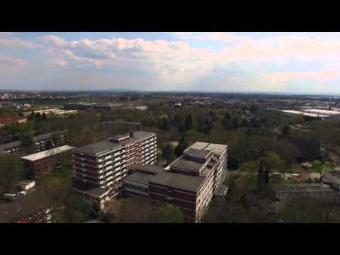 Drone Flight - Köln Rodenkirchen