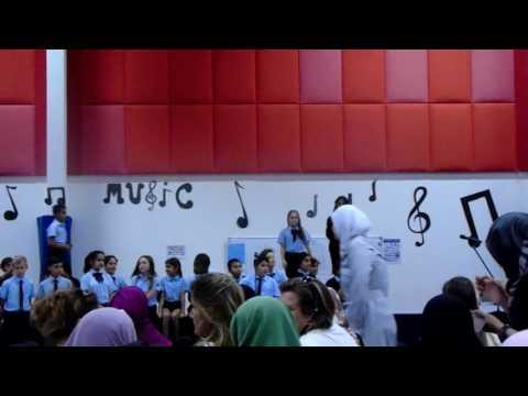 gems american academy Qatar 2016 last concert