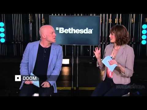 Adam Sessler And Morgan Webb Talk About Doom