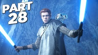 SPLIT SABER in STAR WARS JEDI FALLEN ORDER Walkthrough Gameplay Part 28 (FULL GAME)