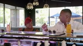 Juicy and Gary Keep It Real Over Drinks
