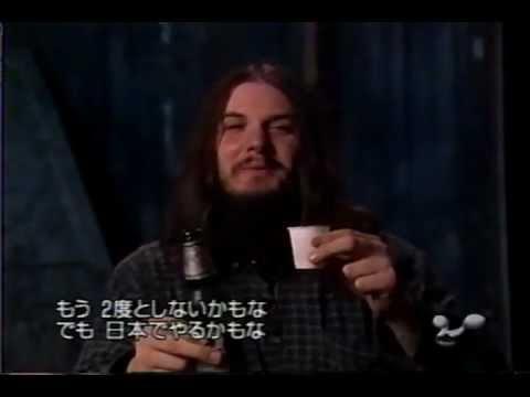Pantera interview (Japanese TV 2000)
