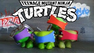 A day in the life of: Teenage Mutant Ninja Turtles