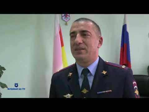 Сотрудники полиции задержали одного из подозреваемых в  разбойном нападении в Северной Осетии