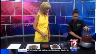 A Magnificent Meatless Recipe That's Super Versatile. WKRC-TV, Cincinnati, Ohio