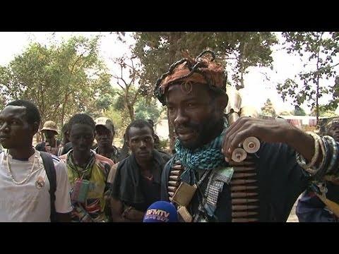 Reportage à Bangui chez les anti-balaka - 19/01