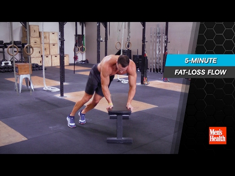 5-Minute Fat-Loss Flow