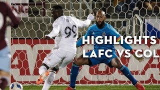 Full Highlights | 3-0 | LAFC vs. Colorado Rapids | October 6, 2018