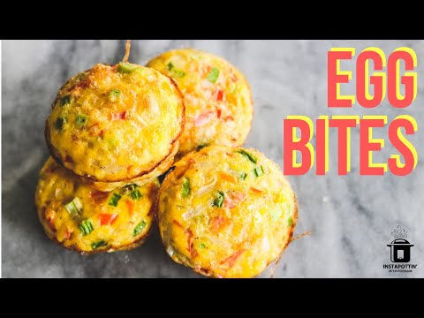 Egg Bites for Meal Prep | Episode 100